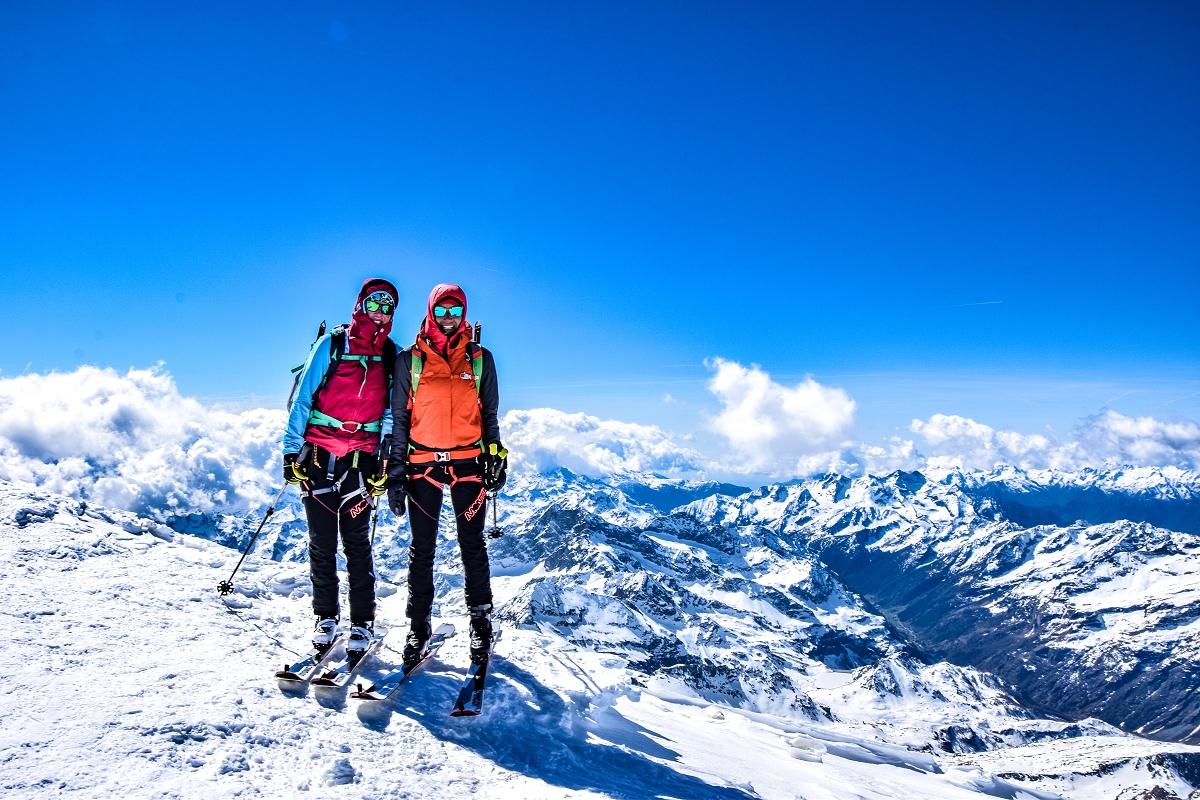 Klettergurt Skitouren : Produktvorstellung edelrid ace klettergurt felsundeis