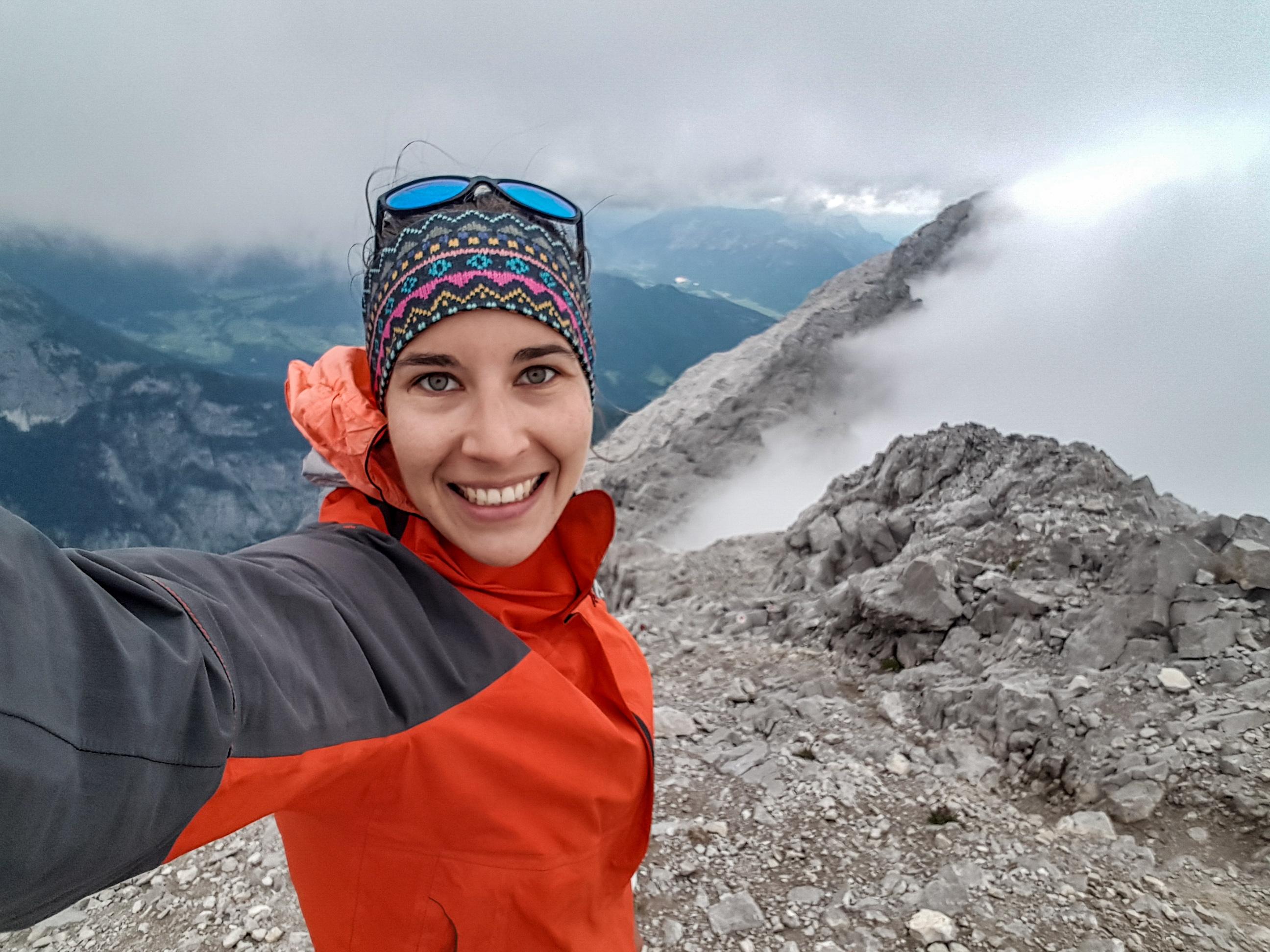 Klettersteigset Watzmann : Watzmann Überschreitung an einem tag hart aber machbar
